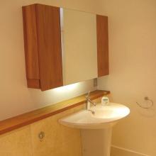 cherry-bathroom-cabinet