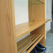 oak-hallway-organiser-unit-datail