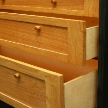 oak-pan-drawers