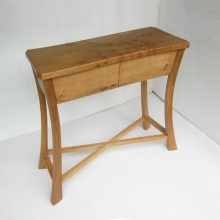 oak-console-table