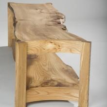Organic Wooden Coffee Table