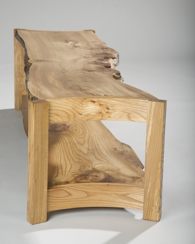 Organic Wooden Coffee Table Tom Provost Furniture Tom Provost